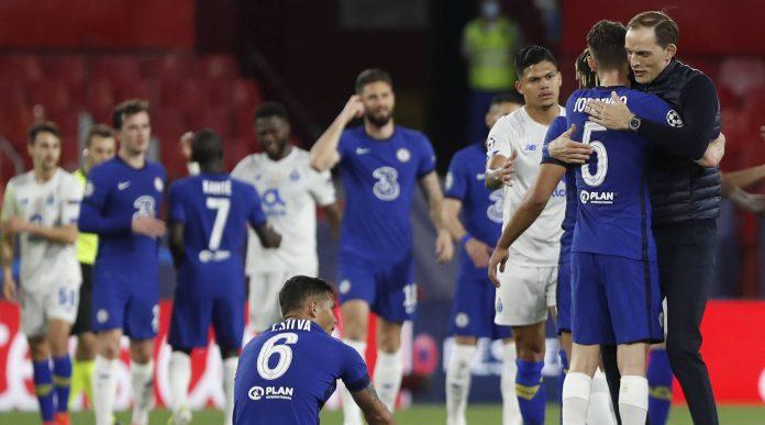 Contra el Oporto, el Chelsea se clasifica sin presiones a las semifinales