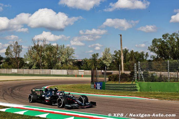 100 jours de Vettel chez Aston(...)
