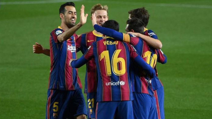 LaLiga - Barcelona aplasta al Getafe (5-2) y termina tercero, doblando a Messi, máximo goleador Griezmann
