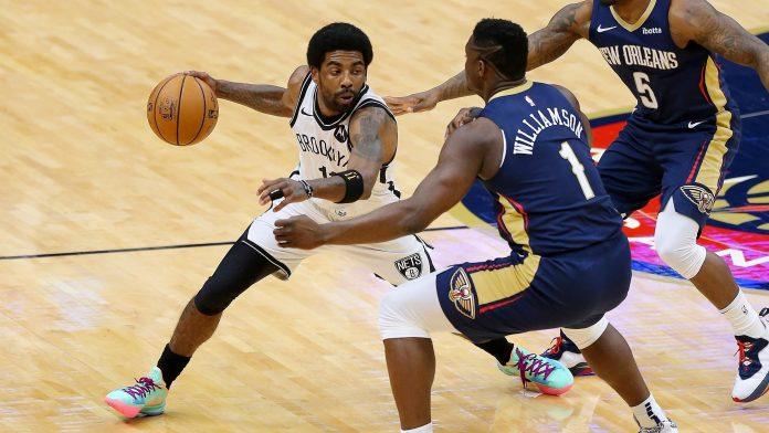 NBA - Kyrie Irving llama con los Nets, los Knicks recibieron un 7 de 7: resultados de la noche
