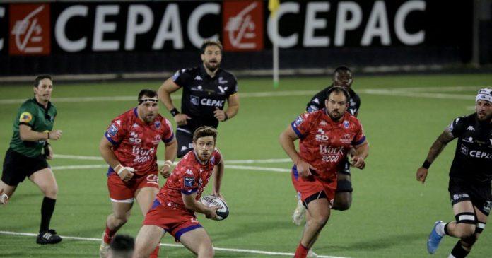 Rugby / Pro D2 Forwards en vivacidad, un jugador de apertura en progreso, dificultades en la comunicación y la disciplina ... picos y tropiezos de Grenoble a Provence Rugby