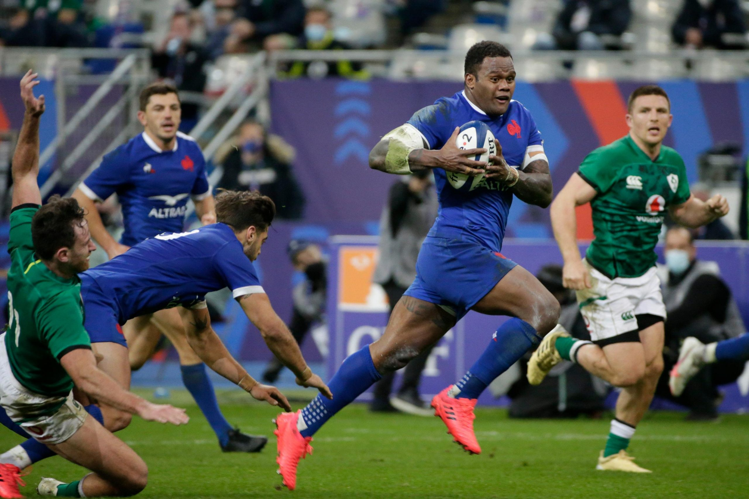 Rugby World Cup 2023: ya se han vendido casi 1 millón de entradas