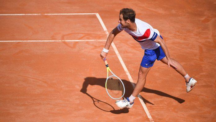 Tenis: ¡Gasquet revela sus objetivos a Roland Garros!