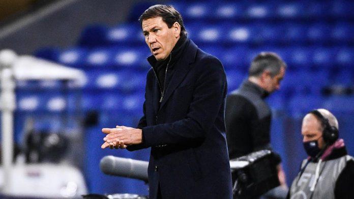 Ligue 1: Rudi García y Lyon, se acabó