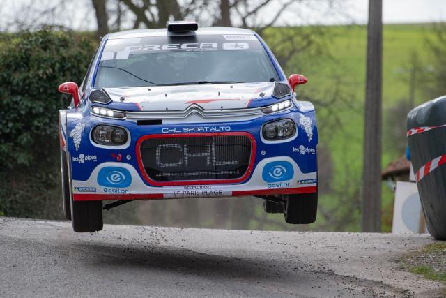 Con el Rallye du Touquet, el campeonato de Francia finalmente está de vuelta