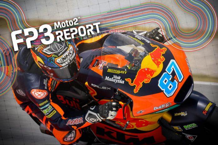 Moto2 ™ - Montmeló: R.Fernández eclipsa a Gardner en la FP2