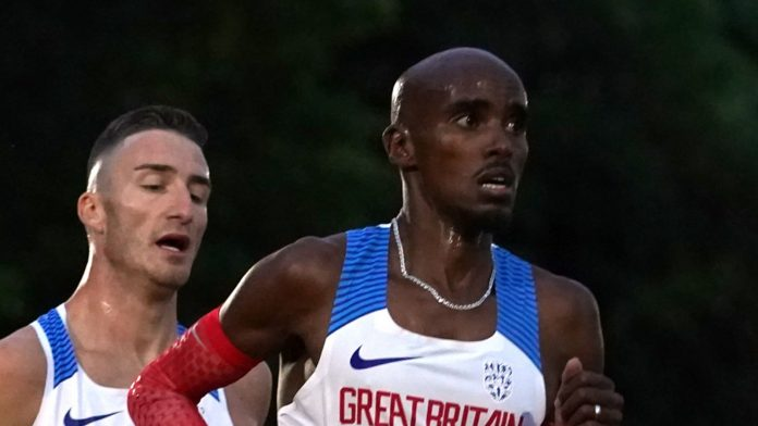 Mo Farah se pierde la plaza olímpica tras finalizar octavo en Birmingham    Noticias de atletismo
