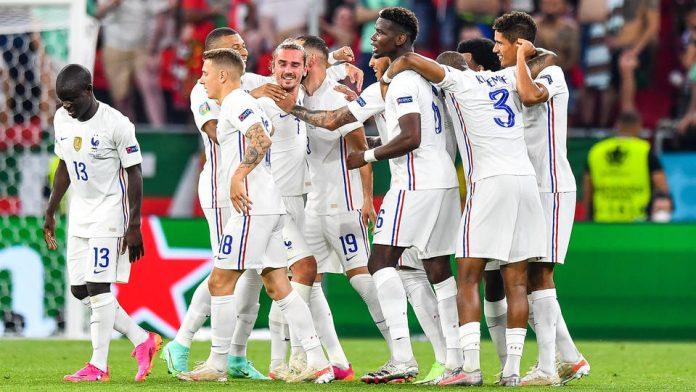 Francia-Suiza, octavos de final de la Eurocopa 2021: ¿cuándo y en qué canal?