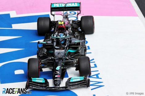 Valtteri Bottas, Mercedes, Red Bull Range, 2021