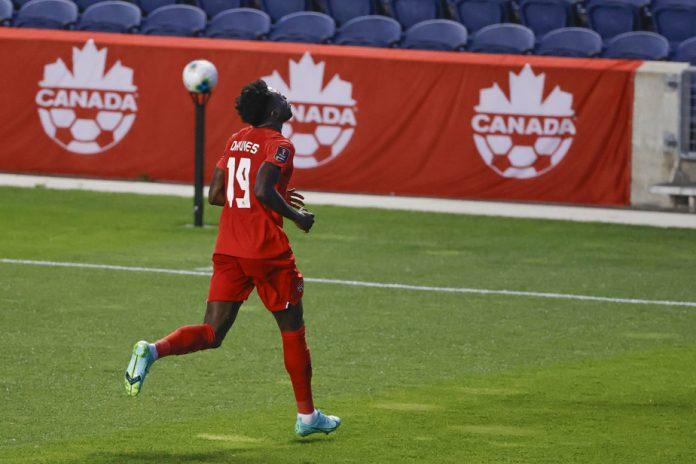 Clasificatorios de la Copa del Mundo 2022 |  Canadá derrota a Haití 1-0