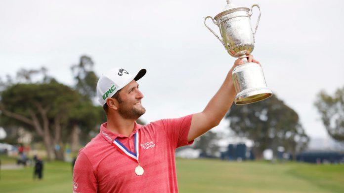 Golf: John Ram, primer rey de España en el US Open