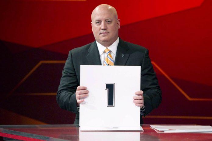 NHL |  El Sable gana la lotería y el Kraken sube al segundo lugar