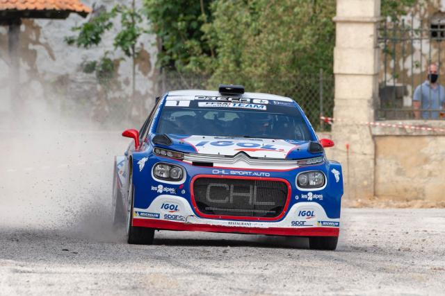 Rallye Vosges Grand-Est: Todos buscan a Yoann Bonato