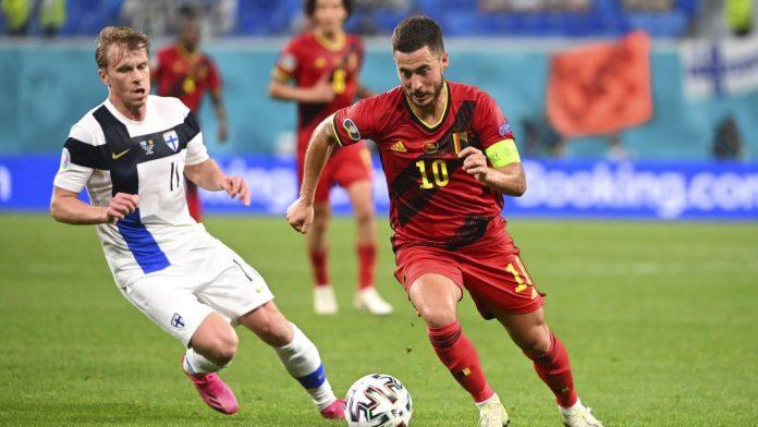 Roberto Martinez après le succès des Diables contre la Finlande: «Eden Hazard veut désormais être efficace et décisif»