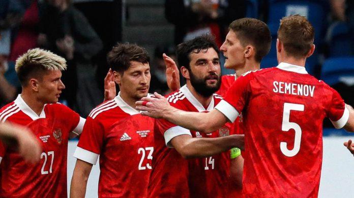 La Russie, premier adversaire de la Belgique à l'Euro, se défait de la Bulgarie en match amical