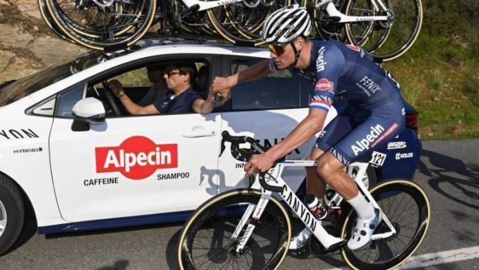 Tour de France - Christoph Roodhooft : «Obtenir une victoire d