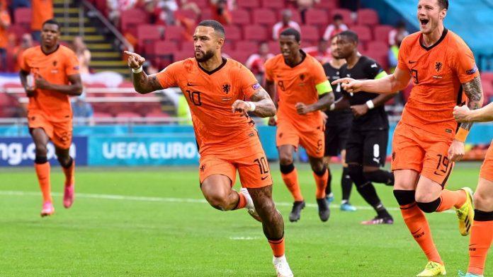 directamente.  Holanda-Austria: El decisivo Depay domina a los holandeses (1-0)