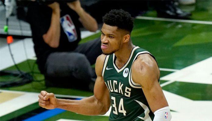 En mission, Giannis domine et rejoint KD, LeBron et Jordan dans l'histoire ! NBA