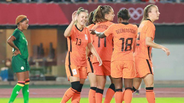 10-3, la difícil situación de Zambia contra Holanda