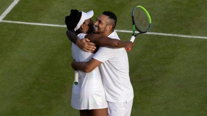 Wimbledon - Roger-Vasselin va croiser le duo de choc : Kyrgios/Venus