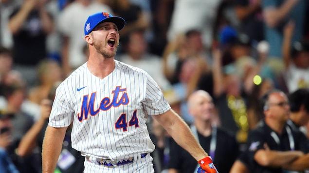 Pete Alonso defiende su corona de MLB