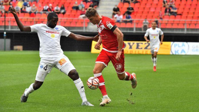 Le VAFC de Baptiste Guillaume est resté muet pour sa première de la saison au Hainaut. PHOTO STÉPHANE MORTAGNE