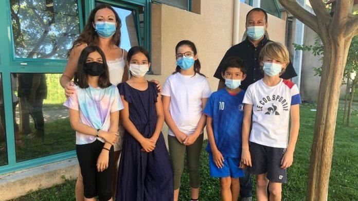 Cinq élèves de l'école Mistral à Sorgues ont gagné la dictée du Tour de France, et avec elle, leur ticket pour le village de la 11e étape