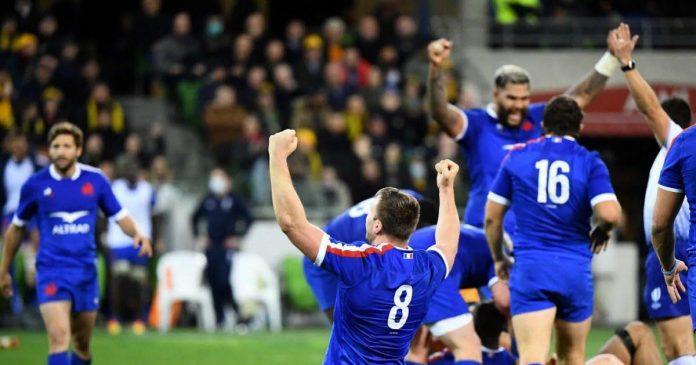 Fútbol.  El 15 quiere que Francia lo vuelva a hacer en Australia