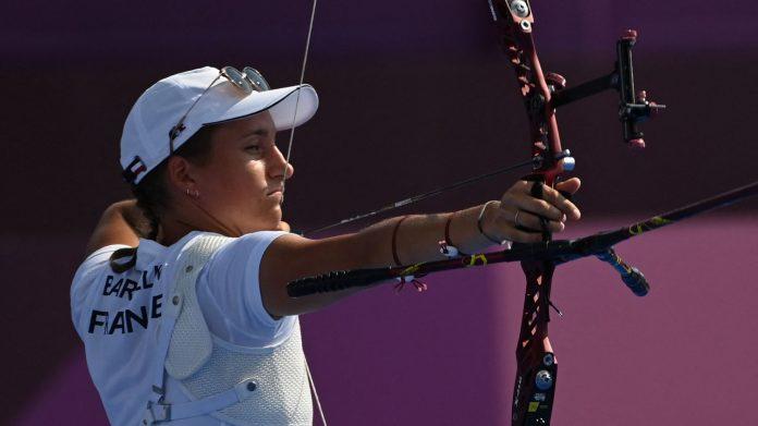 Juegos Olímpicos 2021 - Tiro con arco: las 3 cosas que debes saber sobre Lisa Barbelin, una arquera de tres colores que aspira al título olímpico