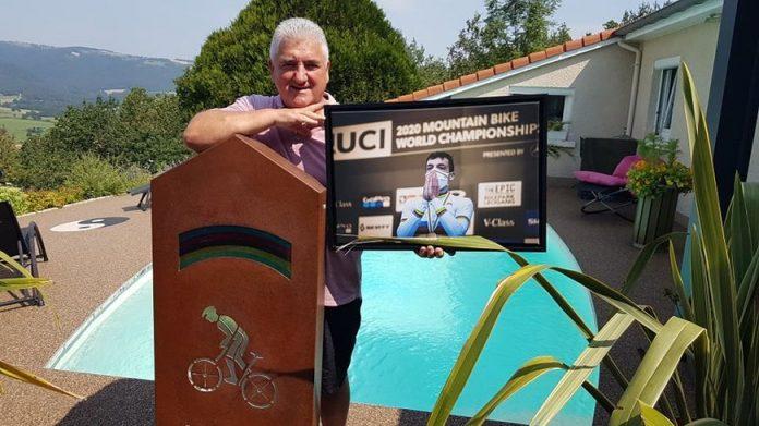 Jean-Louis Sarrou, le père de Jordan, a bon espoir que son fils ramène une médaille olympique !