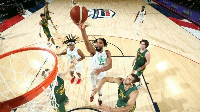 Nigeria, ¿la futura sorpresa del torneo de baloncesto?