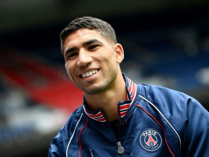 Pie: el PSG domina Le Mans con el recluta Hakimi, que ya fue decisivo حاسم