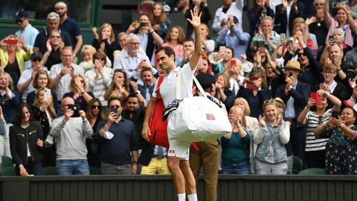 Wimbledon-Federer: