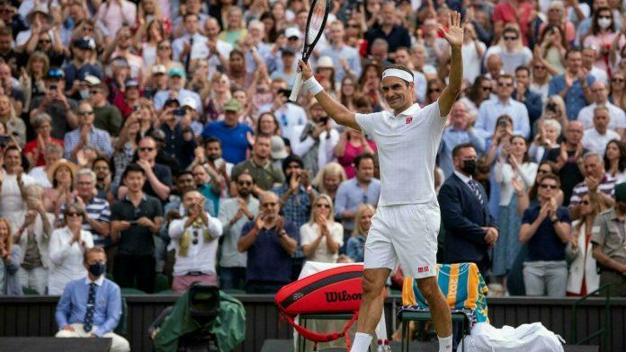 Wimbledon: Federer venció a Gasquet en la segunda ronda