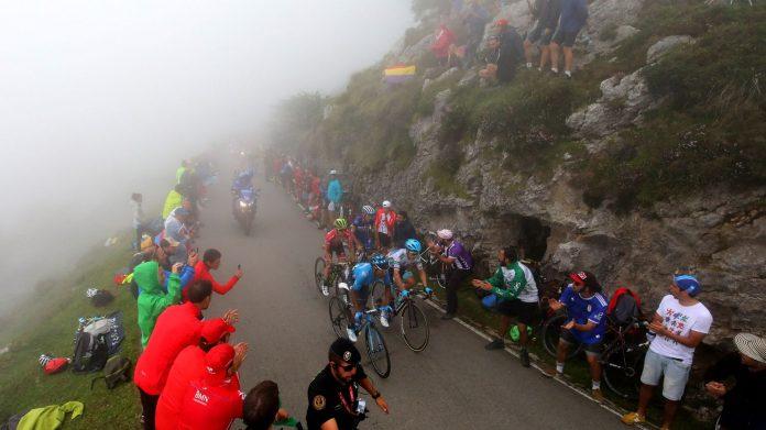 Las principales etapas de la 76 edición de la Vuelta