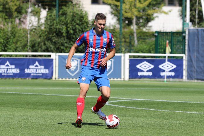 Vladislav Molchan a disputé les trois premiers matchs de l