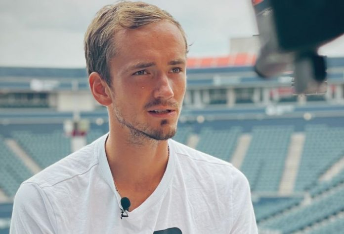 ATP - Toronto  - Medvedev:
