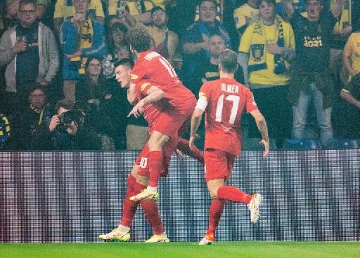 Champions League: una gran primicia para Sharif, confirmación para el Salzburgo, tiempo extra para el Mónaco