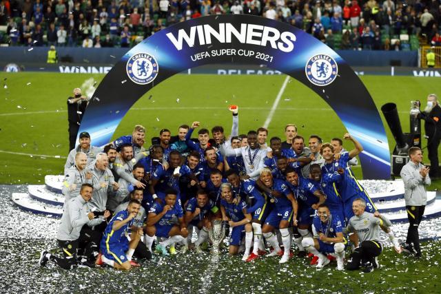 Chelsea venció al Villarreal en los penaltis y ganó la Supercopa de Europa