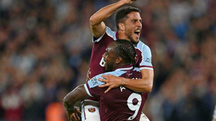 Inglaterra: West Ham toma la delantera al eliminar al Leicester