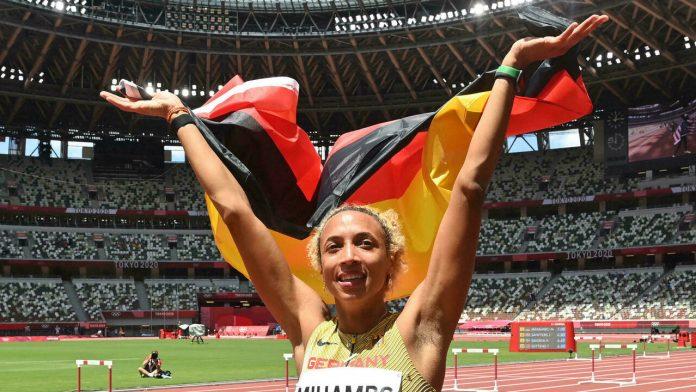 JO-2020 / Atletismo: Mihambo alemán con título extendido