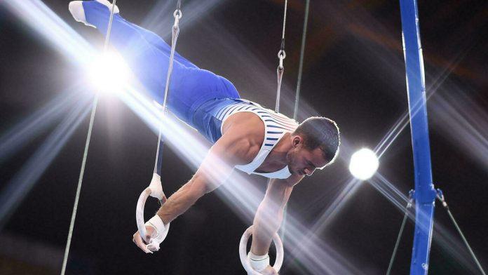 JO-2020: El gimnasta Samir Ait Said regresa para expulsar a Río