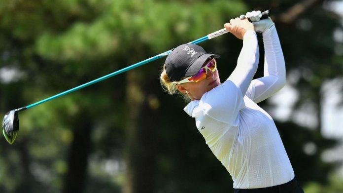 JO 2020: Manon De Roey recule à la 34e place après le 3e tour en golf