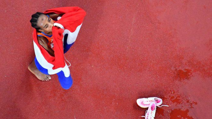 Juegos Olímpicos 2021 - Atletismo: medallista de oro de 5000 m, el holandés Sivan Hasan todavía cree en el triplete olímpico
