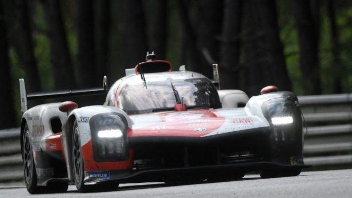 La esperada duplicación de Toyota, los Alpes en el tercer grado del podio