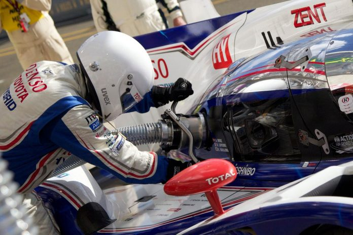 Las 24 Horas de Le Mans funcionarán con combustible sostenible