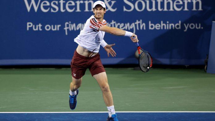 Masters 1000 Cincinnati: Andy Murray venció a Richard Gasquet (6-4, 6-4) en la primera ronda