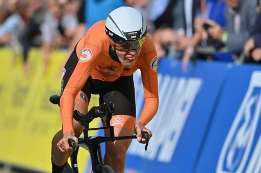 Mundos del ciclismo: los holandeses olvidan el caos de los Juegos Olímpicos
