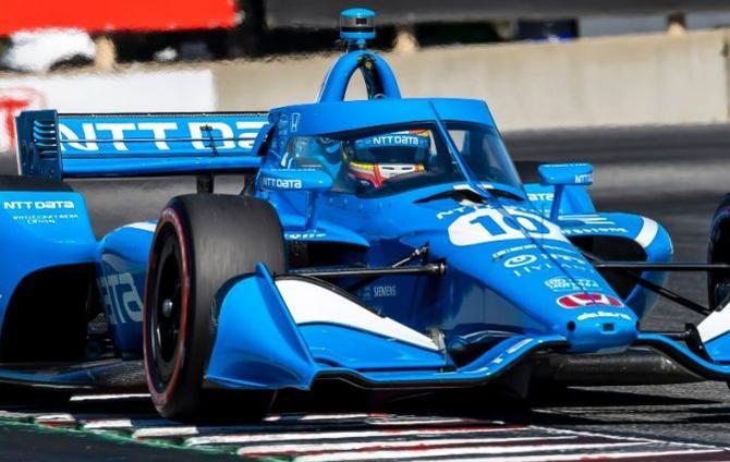 GP de Long Beach dominado por Herta, Palou ganó el título