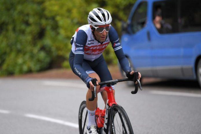 Route - Vincenzo Nibali : «J